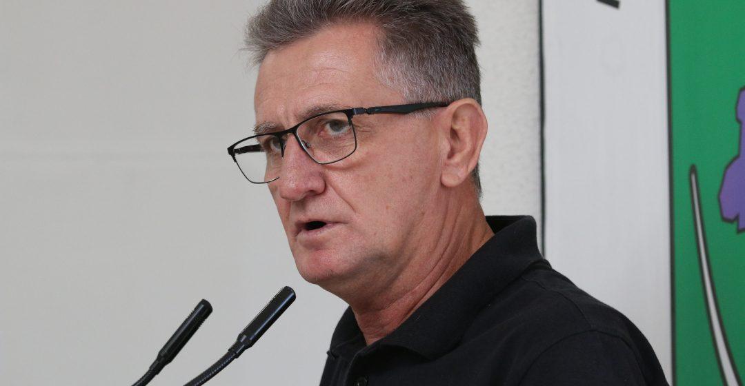 Adilson Bonfanti diz que problema na sala do IML é incompetência do Estado