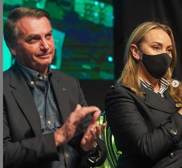 Sem partido, vice-governadora deve apoiar Jair Bolsonaro mas pretende se filiar em outra sigla, antes da decisão dele