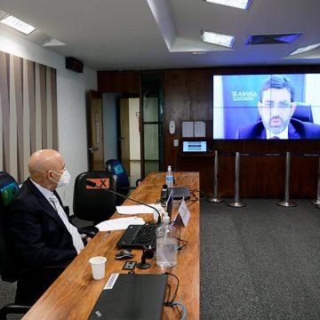 Comissão debate situação da variante Delta no Brasil