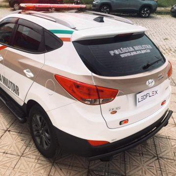Motorista embriagado é preso ao tentar sair do estacionamento do hospital, em Rio do Sul