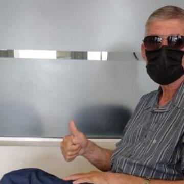 Segue desaparecido o idoso que fugiu do hospital Samária