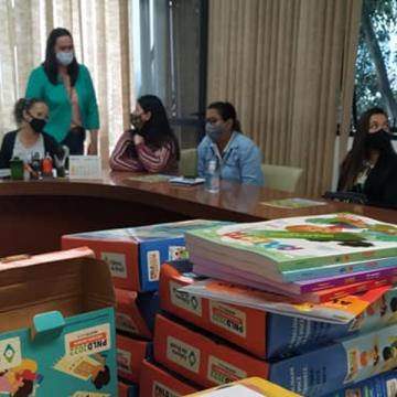 Ituporanga adere ao Programa Nacional de Livros Didáticos para Educação Infantil