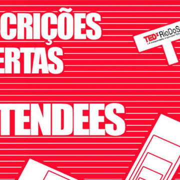 TEDx Rio do Sul 2021 está com inscrições abertas