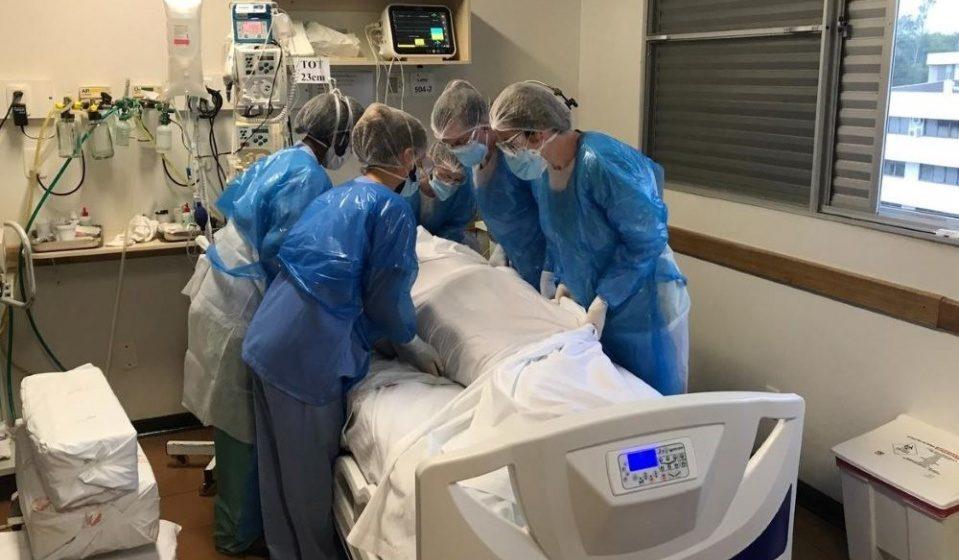 66% dos pacientes que entraram recentemente na UTI do Hospital Regional não se vacinaram contra a Covid-19