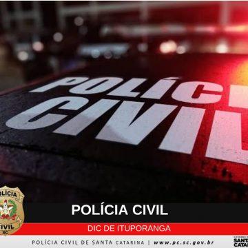 Além de prisões de suspeitos, Operação Repressão, deflagrada em Ituporanga e Aurora, apreende dinheiro e drogas