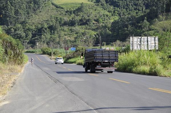 Amavi aponta SC-350 como a rodovia estadual em piores condições na região