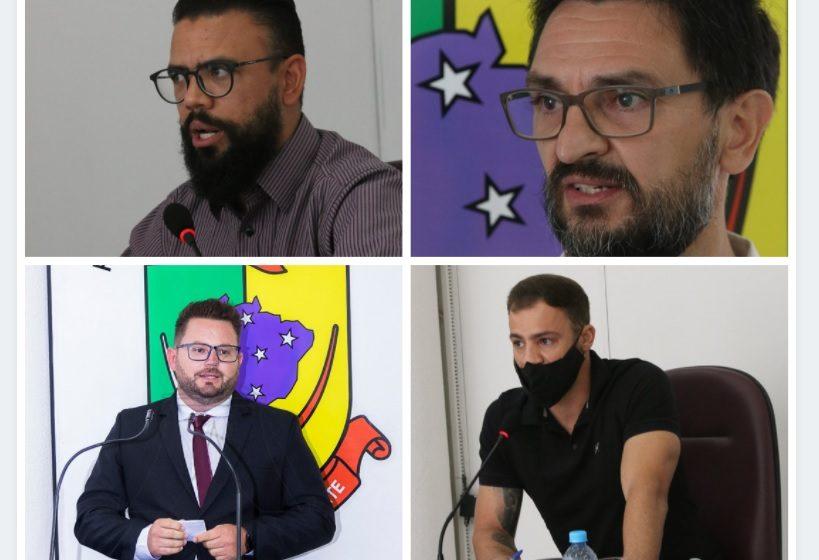 Quatro parlamentares são contra proposta de revogação da lei que proíbe vereador de assumir cargo na prefeitura