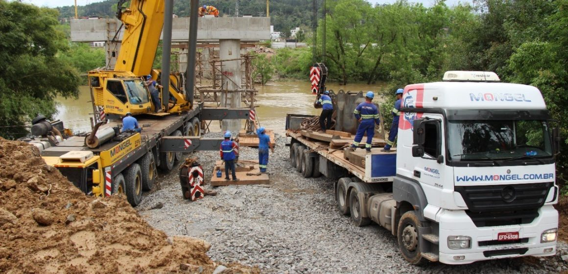 Capital do Alto Vale vai solicitar kits de transposição de obstáculos para Defesa Civil do Estado
