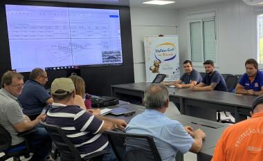 Kits de transposição atendem as localidades Lageado e Alto Paleta, em Pouso Redondo