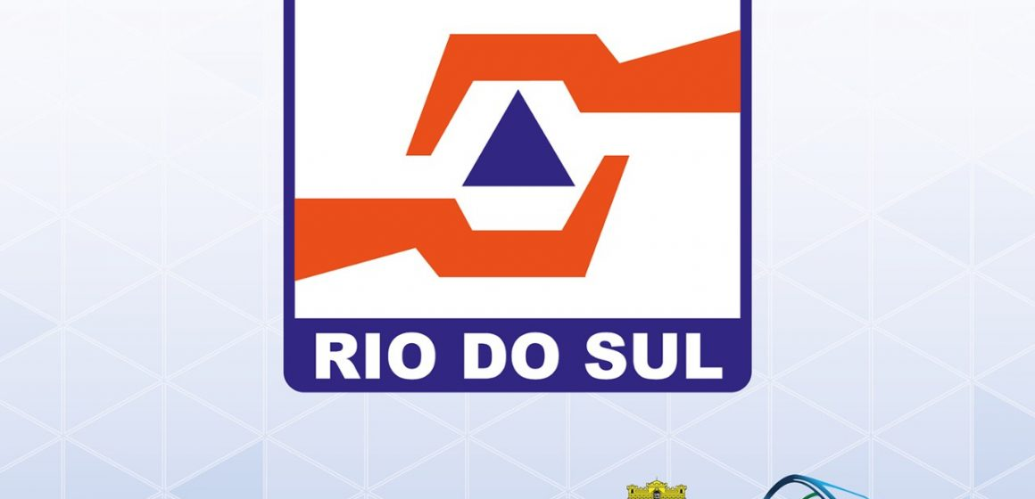 Defesa Civil de Rio do Sul é reconhecida como exemplo de boas práticas