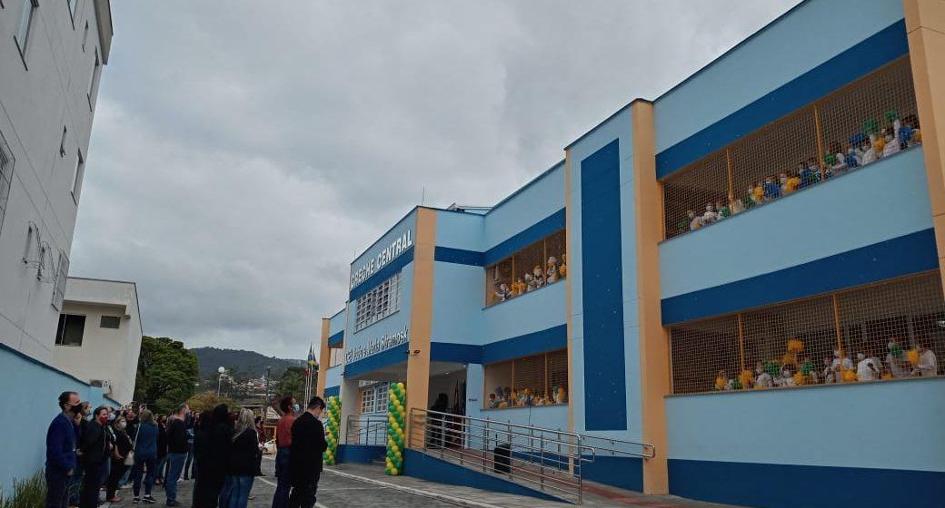 Capital do Alto Vale retoma aulas presenciais para todos os alunos da rede municipal de ensino