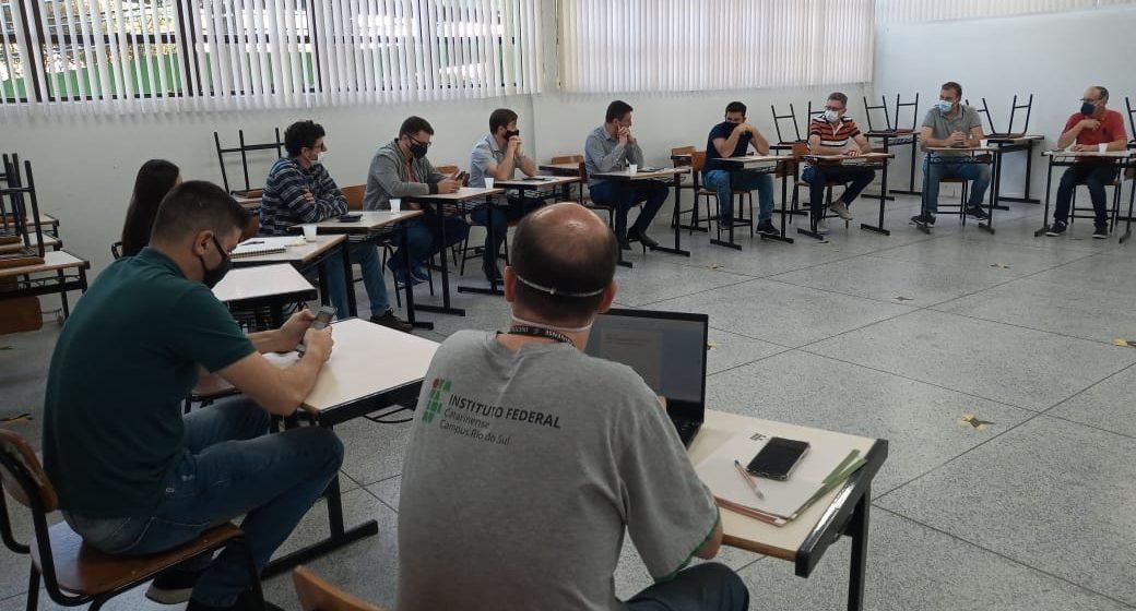 Pavimentação da Serra Canoas volta a ser discutida, em Rio do Sul