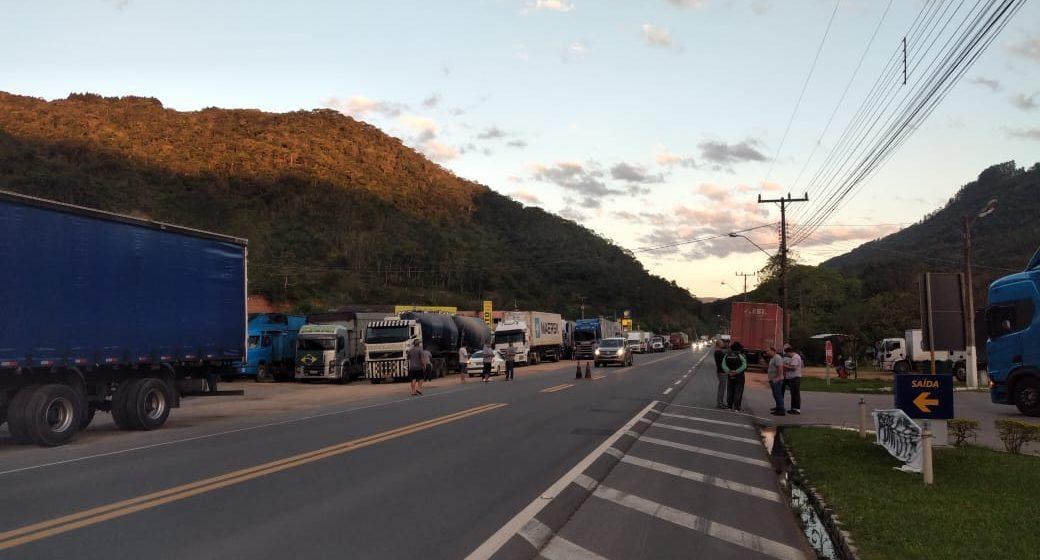 Operações do governo do estado, para encerrar bloqueios nas rodovias, se mantém durante os próximos dias