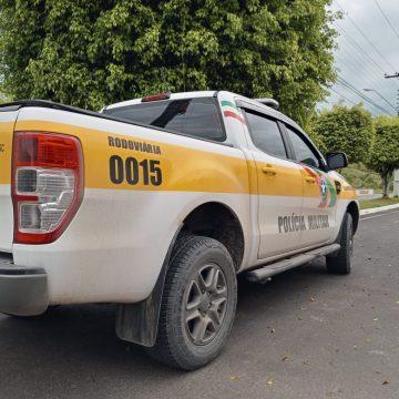 Polícia Militar Rodoviária com Posto em Aurora, realiza ações da Semana Nacional do Trânsito