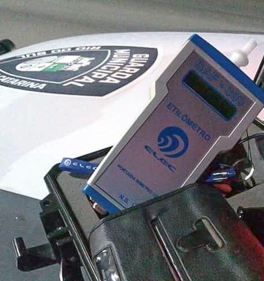 Guarda Municipal prende homem que dirigia embriagado