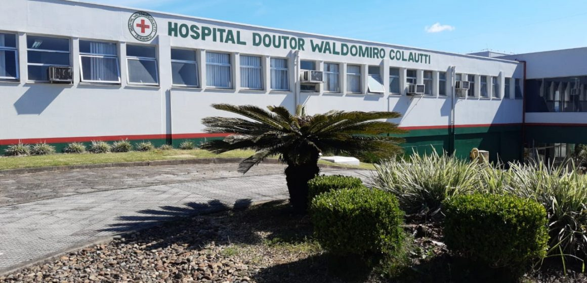 Com mais de mil cirurgias represadas, hospital de Ibirama retoma, aos poucos, cirurgias eletiva