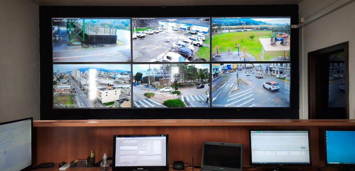 Novas câmeras de 360 graus serão instaladas no centro de RSL