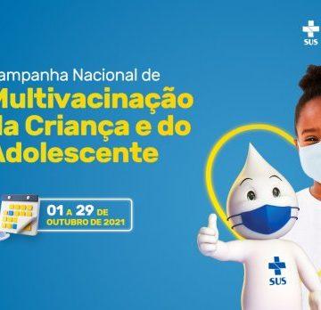 Alto Vale vê atraso vacinal em quase 4 mil crianças e adolescentes de até 15 anos nos primeiros 16 dias de campanha