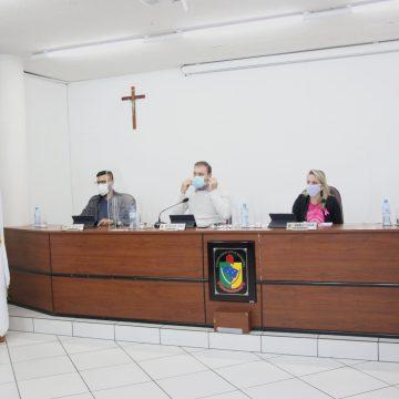 Presidente do legislativo de RSL critica prefeito por projeto que transferiu recursos entre secretarias