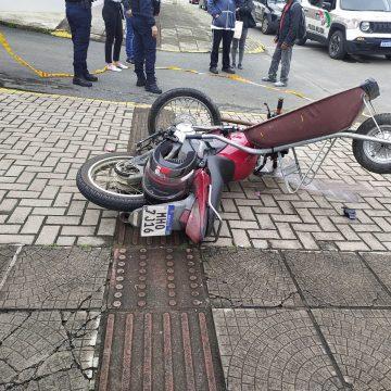 Familiares contestam informações repassadas por motorista e aguardam encerramento do processo que investiga morte de motociclista, em Rio do Sul