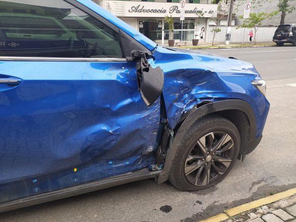 Delegado detalha investigação sobre morte de motociclista na Avenida Oscar Barcelos em RSL