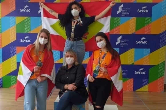 Estudante de Rio do Sul vai disputar Worldskills 2022 na China