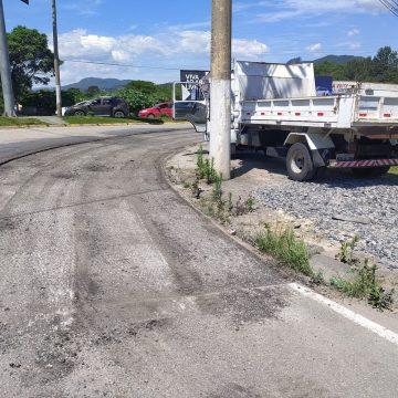 Obras no principal acesso a RSL devem continuar até sexta-feira