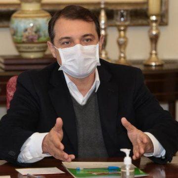 Governador Carlos Moisés assina convênio e fará repasses que somam R$50 milhões, na quinta-feira, em Rio do Sul