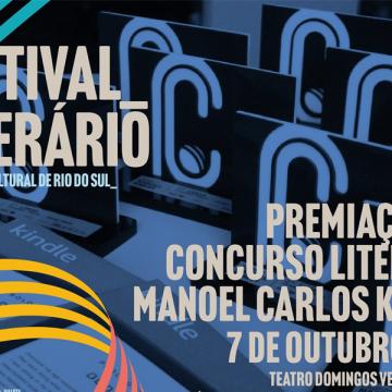 Ocupação Karam segue até o dia 22 na Fundação Cultural de Rio do Sul