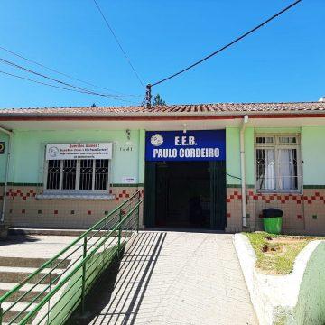 Escola de Educação Básica Paulo Cordeiro,em RSL, pode deixar de oferecer vagas para 1º ano do ensino fundamental