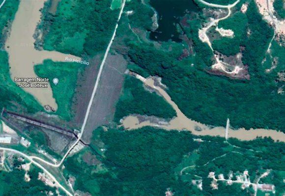 Obras de recuperação da barragem de José Boiteux devem iniciar em 2022